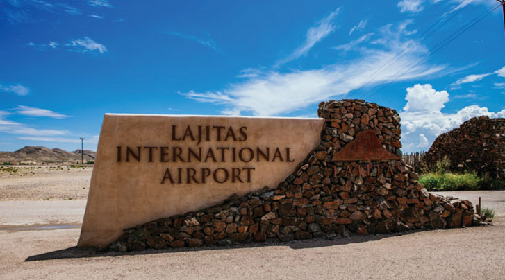 Lajitas International Airport
