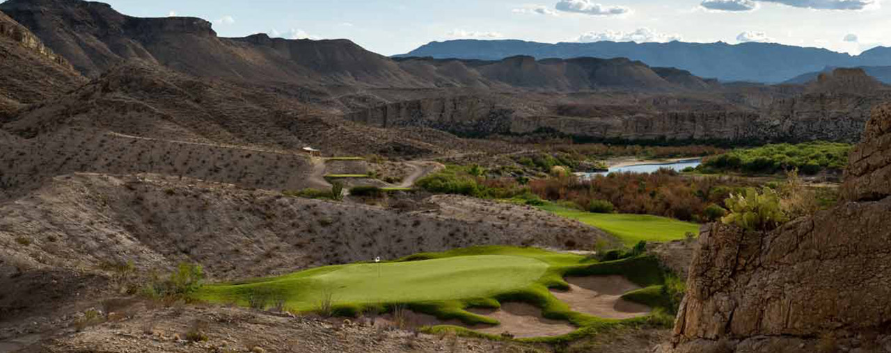 Majestic Views at BlackJack's Crossing Golf Course