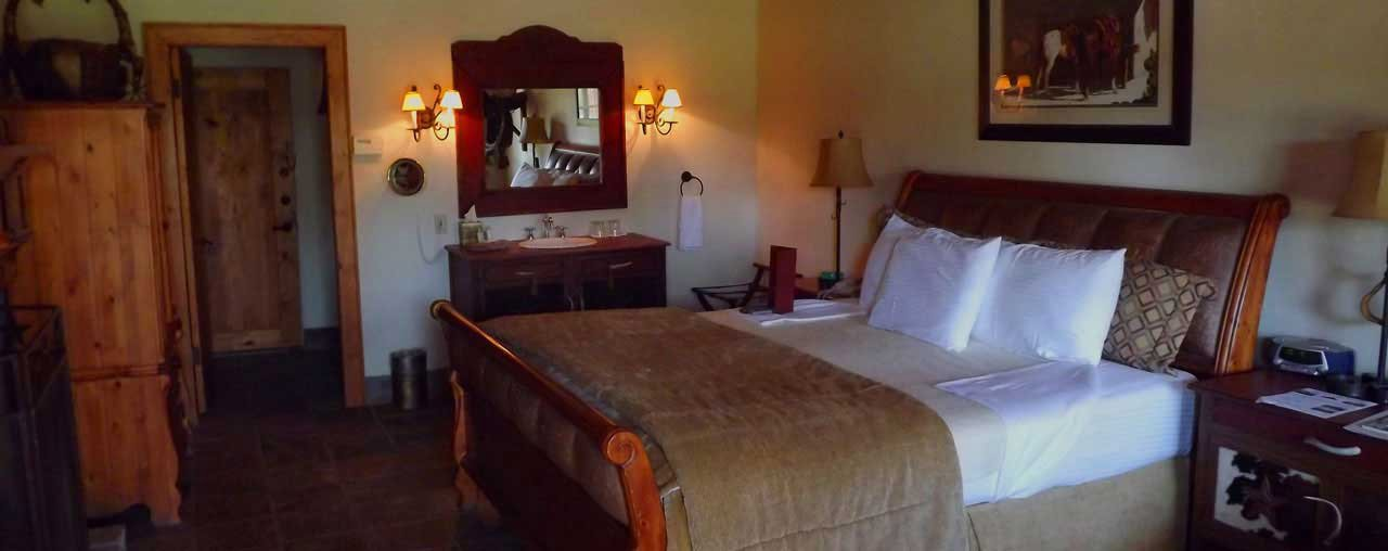 Lajitas Golf Resort King Room
