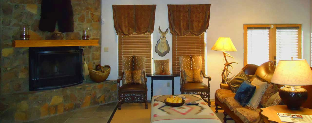Guest Villa at Lajitas Golf Resort