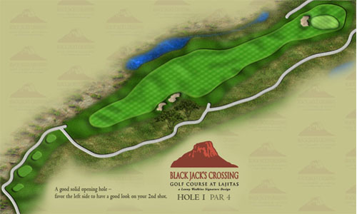 Golf/Ho Hole1