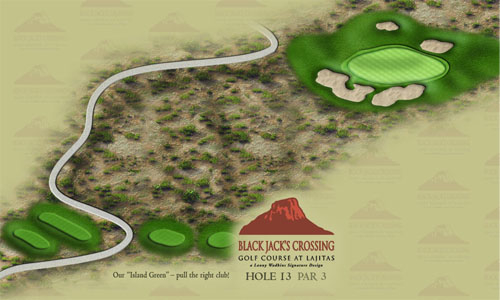 Golf/Ho Hole13