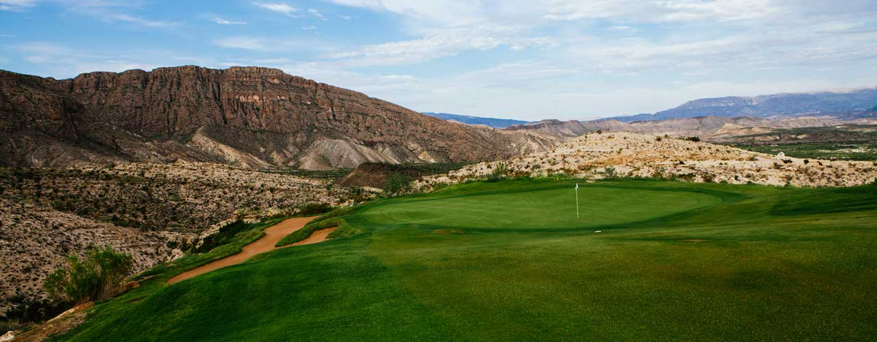 Blackjack's Crossing Golf at Lajitas Golf Resort