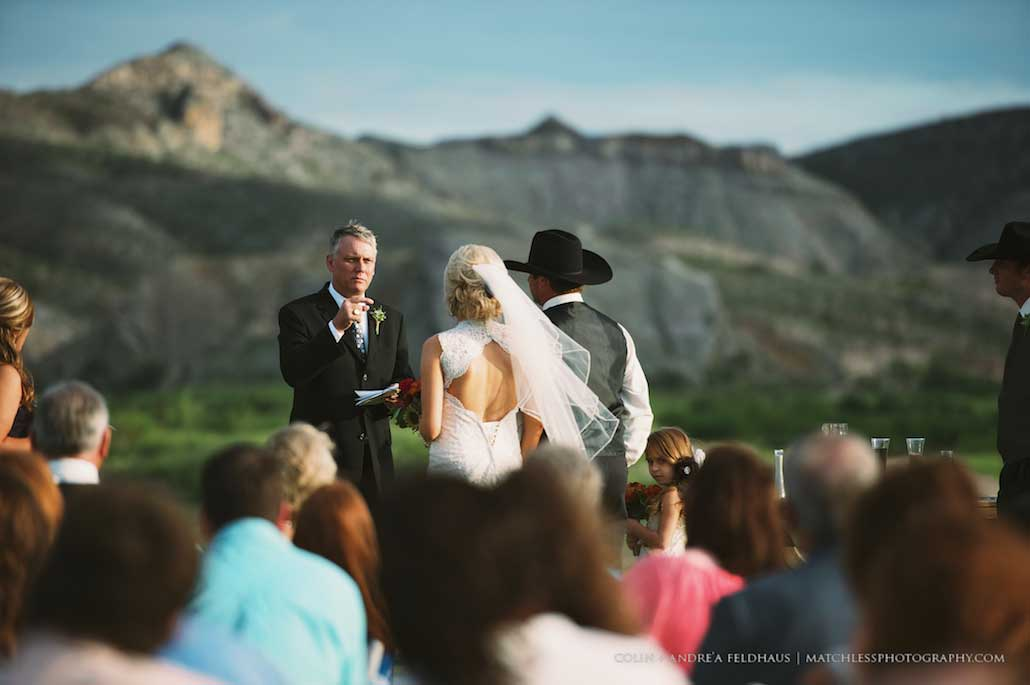 Wedding at Black Jack's Crossing